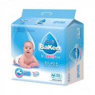 Ночные подгузники Baken 5-10 кг (M), 22 шт