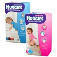 Трусики - подгузники Huggies 13-17 кг, 15 шт, упаковки