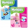 Подгузники Huggies Ultra Comfort 5-9 кг, 21 шт