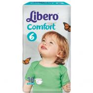 Подгузники Libero Comfort 12-22 кг (XL), 16 шт