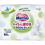 MerriesWipesSoftPack64