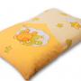 Детская подушка в кроватку из бязи, c разными наполнителями