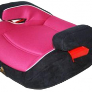 Автокресло-бустер Кенга 311i розовый