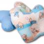 Подушка детская анатомическая (синтепон)