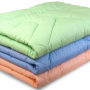 Детское одеяло (лебяжий пух + синтепон)