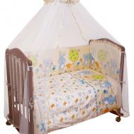 Комплект в кроватку Акварель