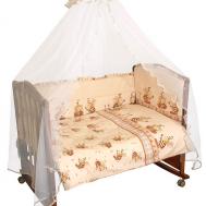 Комплект в кроватку Пчелки