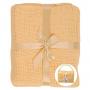 Детское вязанное одеяло 90х120 см
