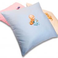 Сонный гномик, подушка