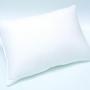 Детская подушка в кроватку из сатина, c разными наполнителями